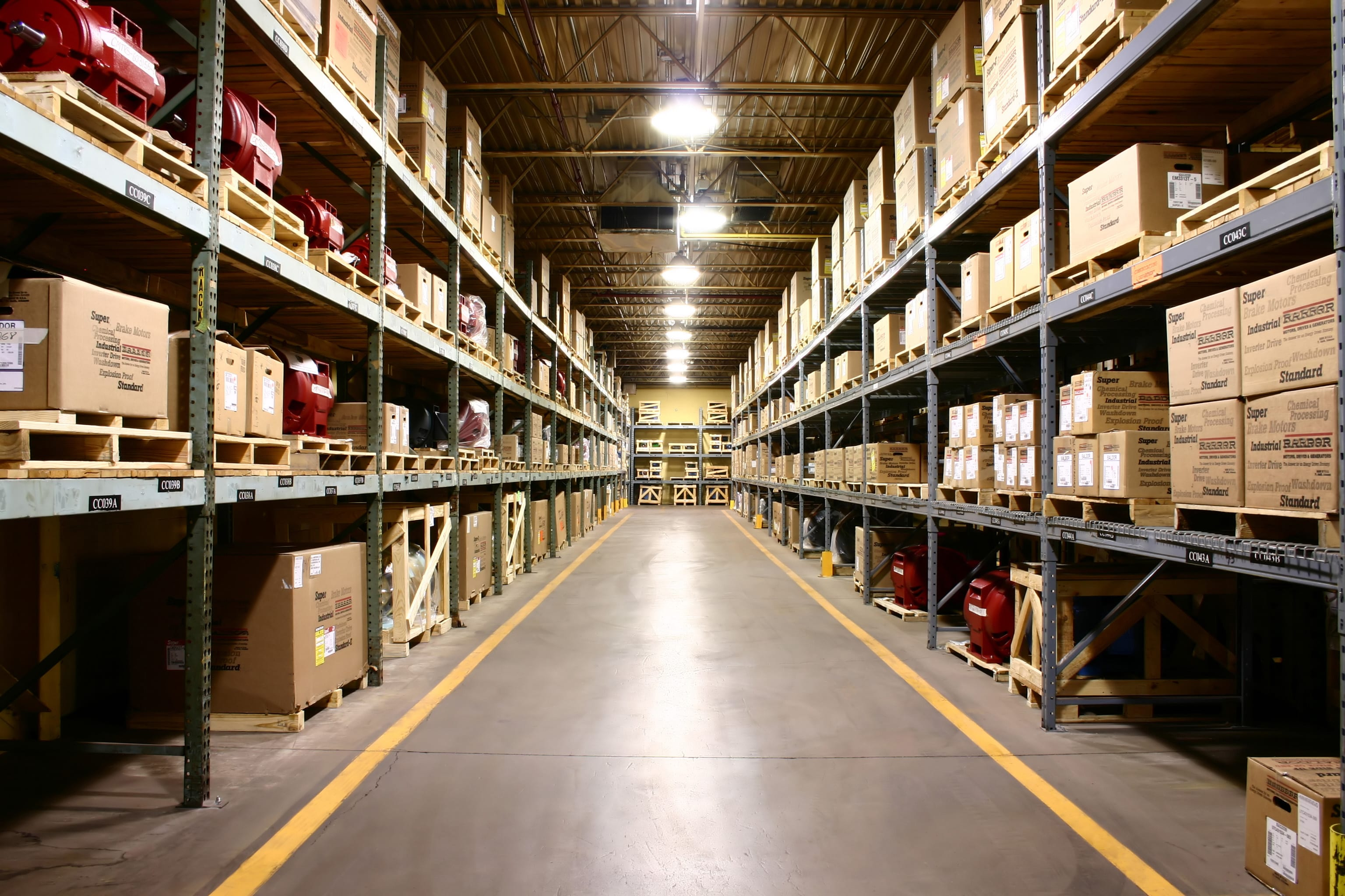 Warehouse Packing Efficiency