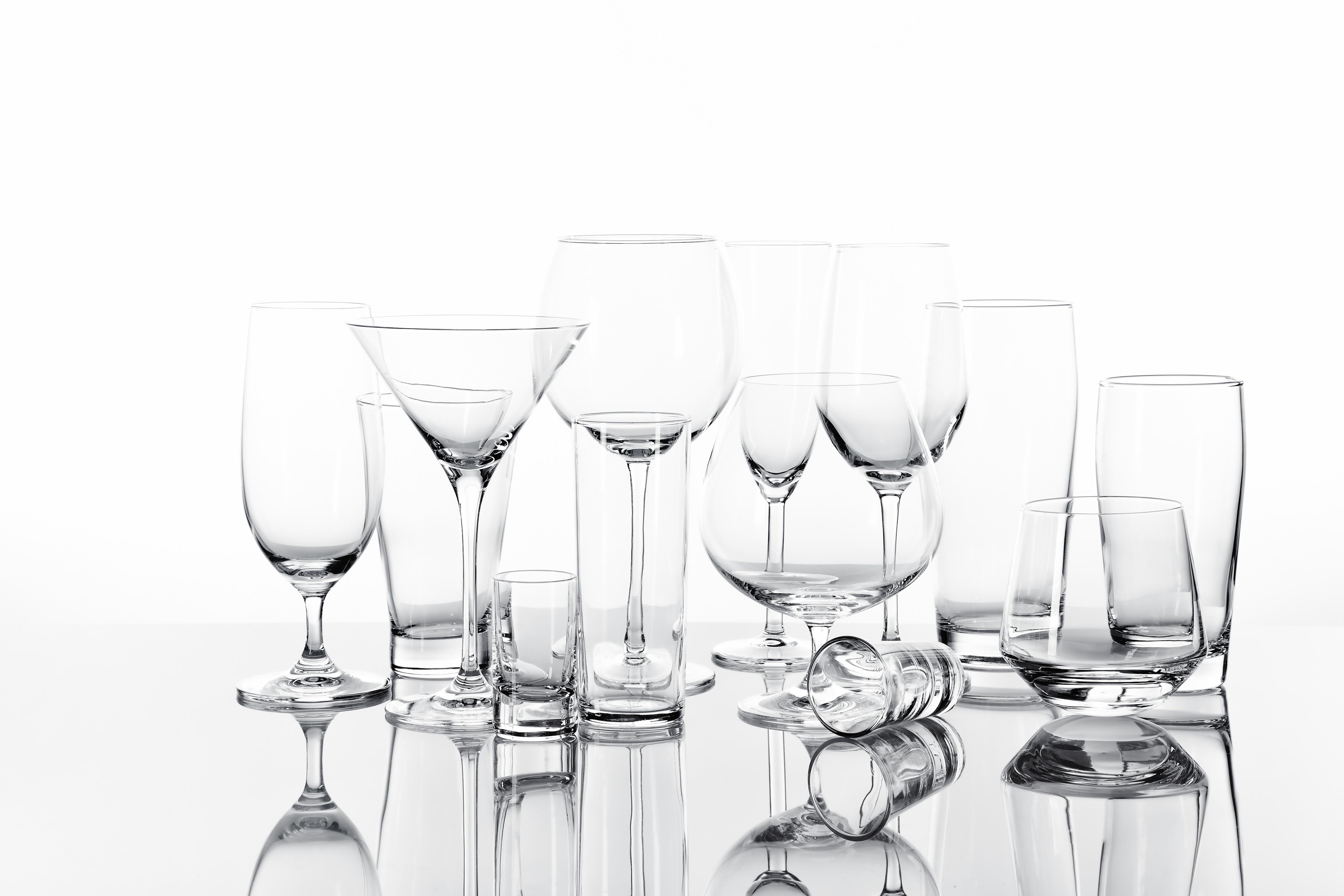 Shipping Glassware