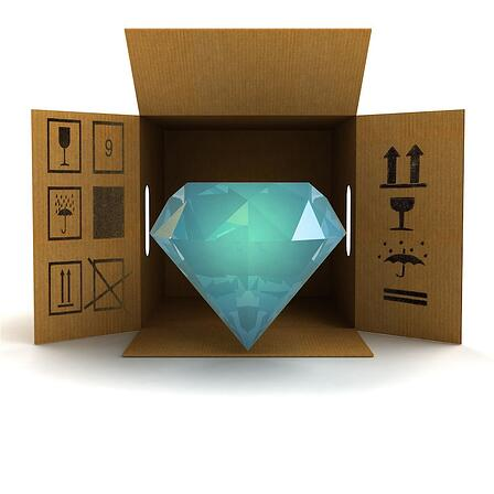 shipping expensive jewelry