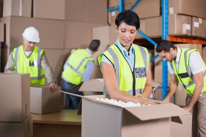 How to Improve the Safety of Packing Stations
