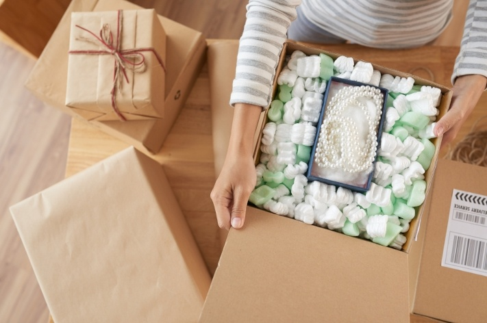 How To Pack And Ship Jewelry Safely