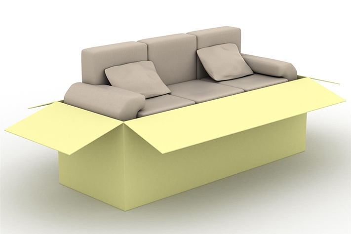 couch-in-carton